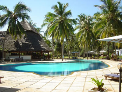 Tanzania Bluebay Beach Resort