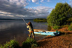 fishing on Lipno Like